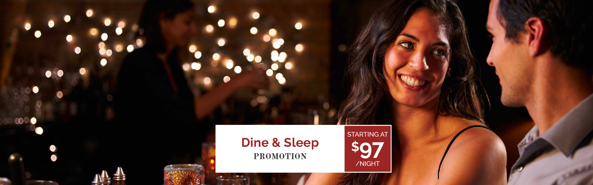Dine & Sleep
